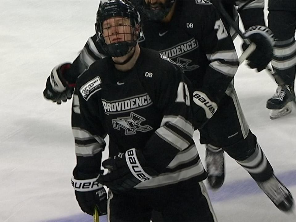 quality design 5808f 053c1 Providence beats Minnesota State 6-3 to advance to the 2019 DI Men's Hockey  East Regional Final