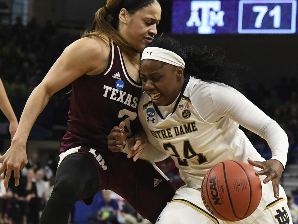 44f19b98 Eight facts to know about the Elite Eight teams in the women's ...