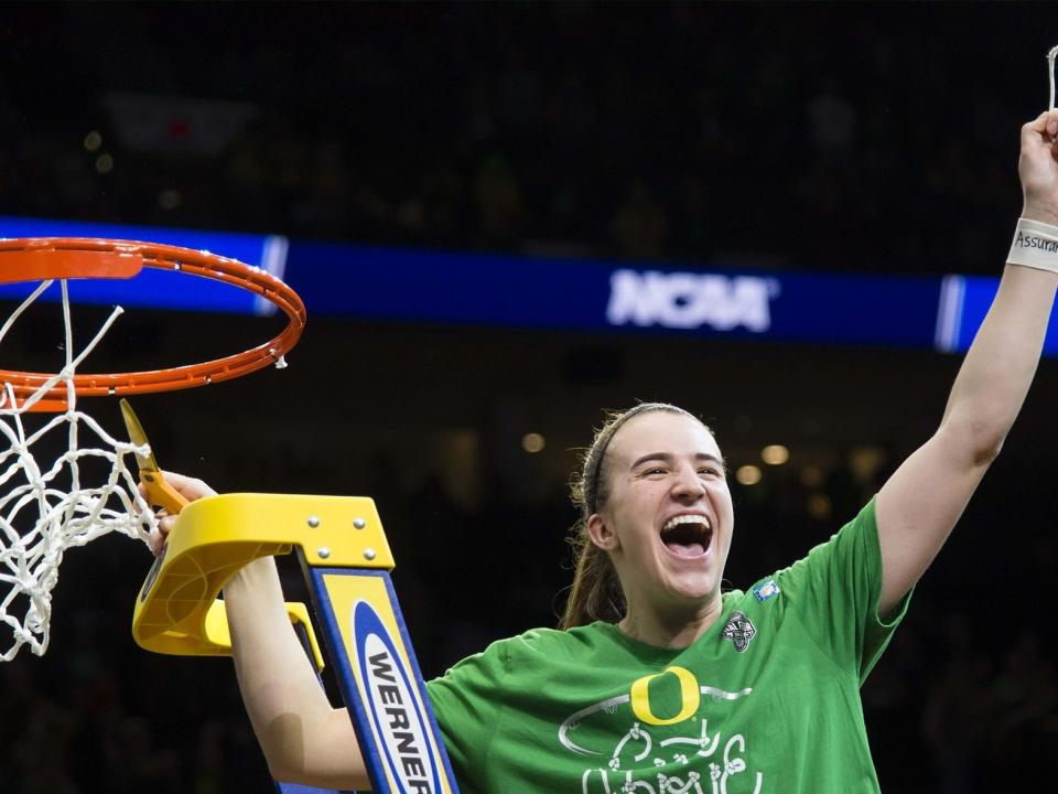 13 of the best moments from Sabrina Ionescu's career, so far