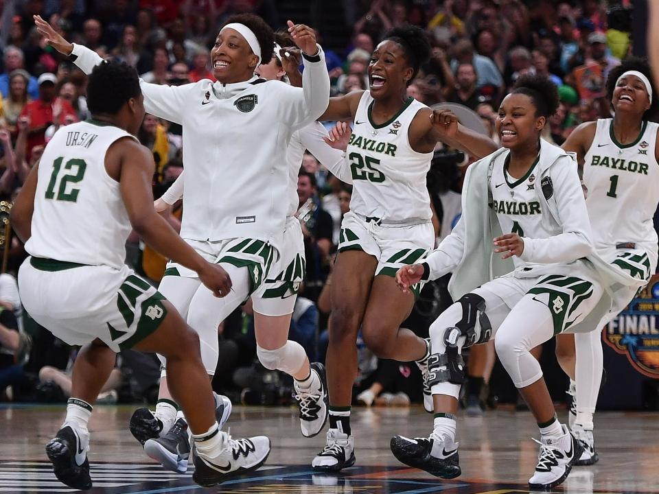 Women S Final Four Baylor Beats Notre Dame 82 81 To Win 2019 National Championship