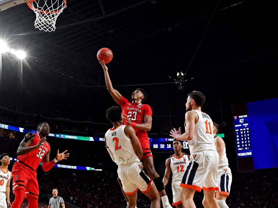photograph relating to Uk Basketball Printable Schedule known as Extraordinary stop: Keep an eye on the enjoyable OT finishing towards UVAs le gain around TTU