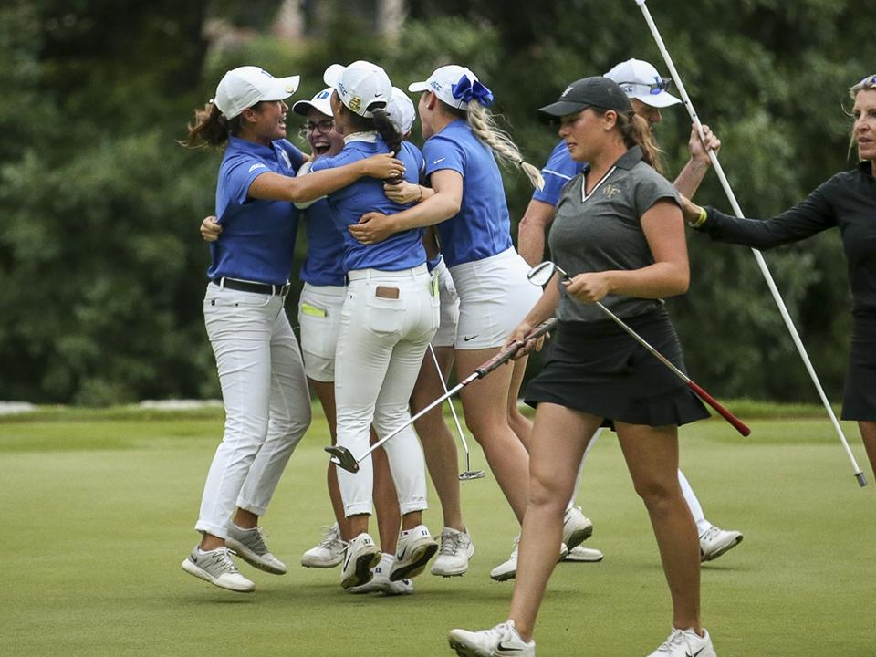 2019 DI Women's Golf Championship: Duke beats out Wake Forest in extra holes