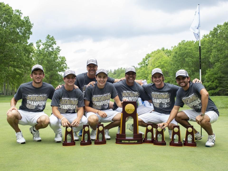 DII Men's College Golf - Home | NCAA com