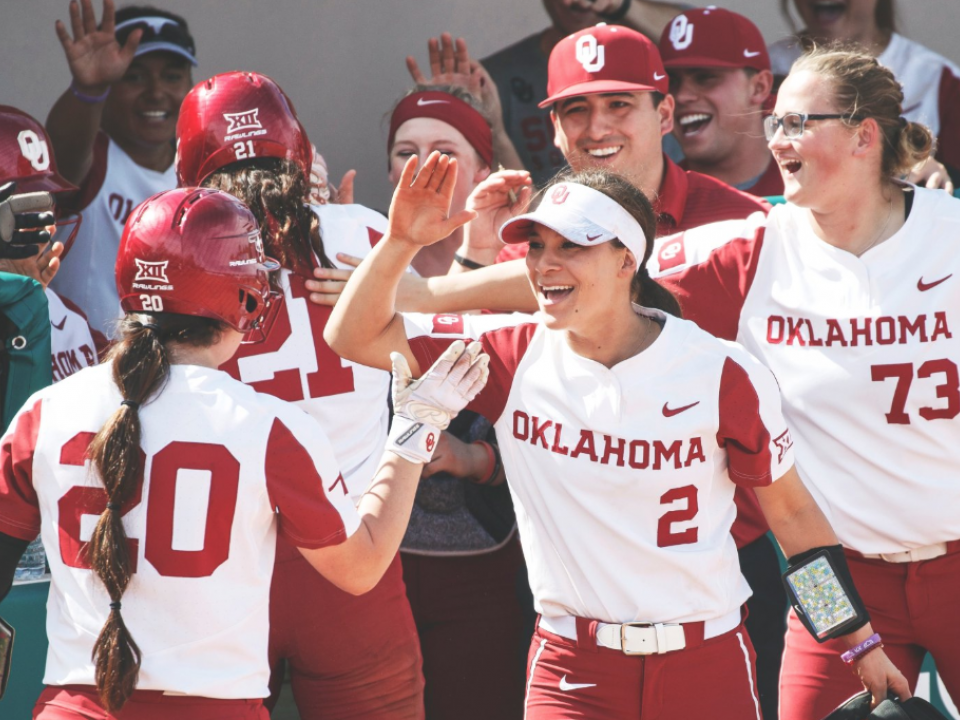 Oklahoma advances to championship series vs UCLA | NCAA.com