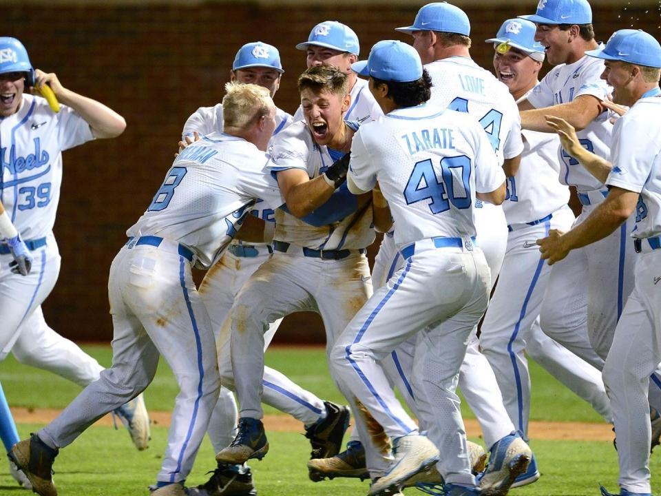 Watch every walk-off win from NCAA baseball regionals