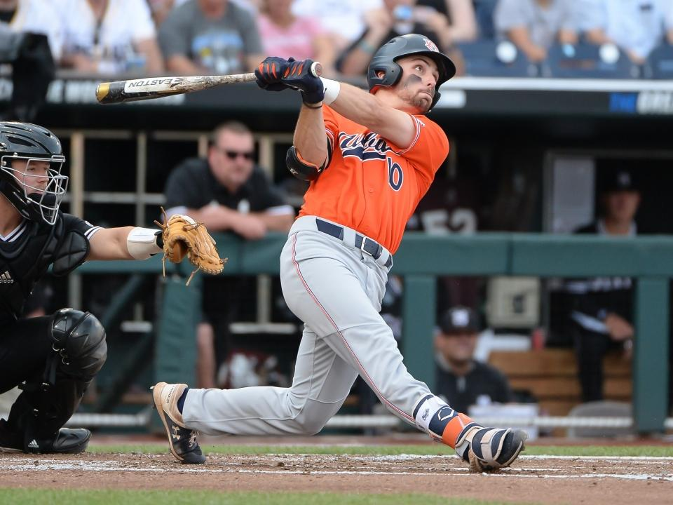 Here are the 7 longest home runs in College World Series history (that we know of)