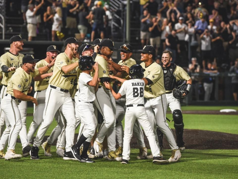 College World Series: Kumar Rocker looks back on historic no-hitter