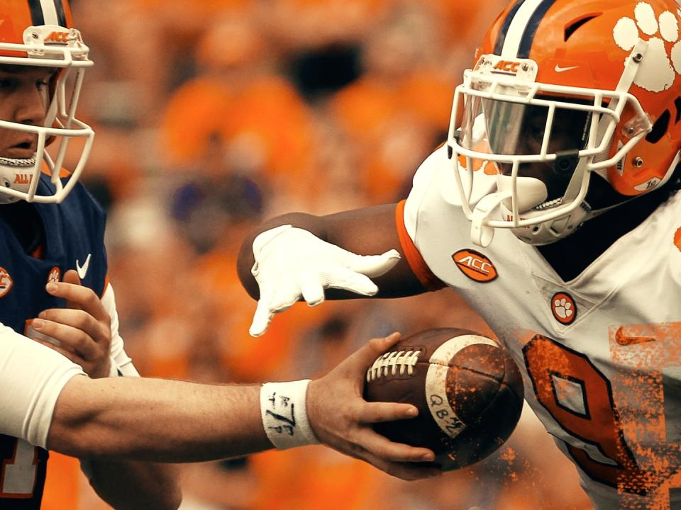 check out ef5fb d3c4b Clemson and Florida State headline our 5 ACC teams to watch in the 2019  college football season