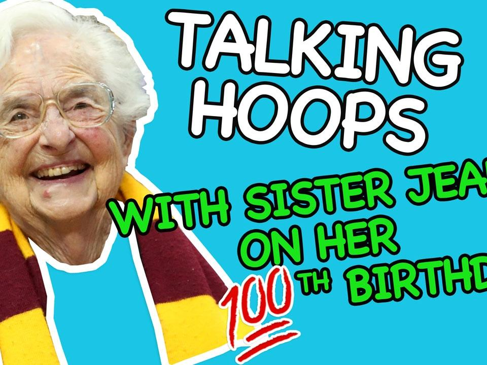 Happy 100th birthday, Sister Jean