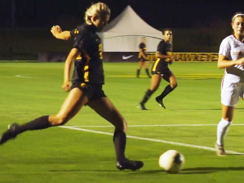 The flip throw, explained by women's college soccer players