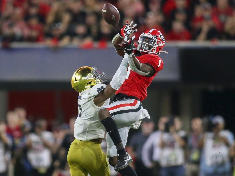 Ucla Usc And Uga Were Week 4 Standouts From College Football