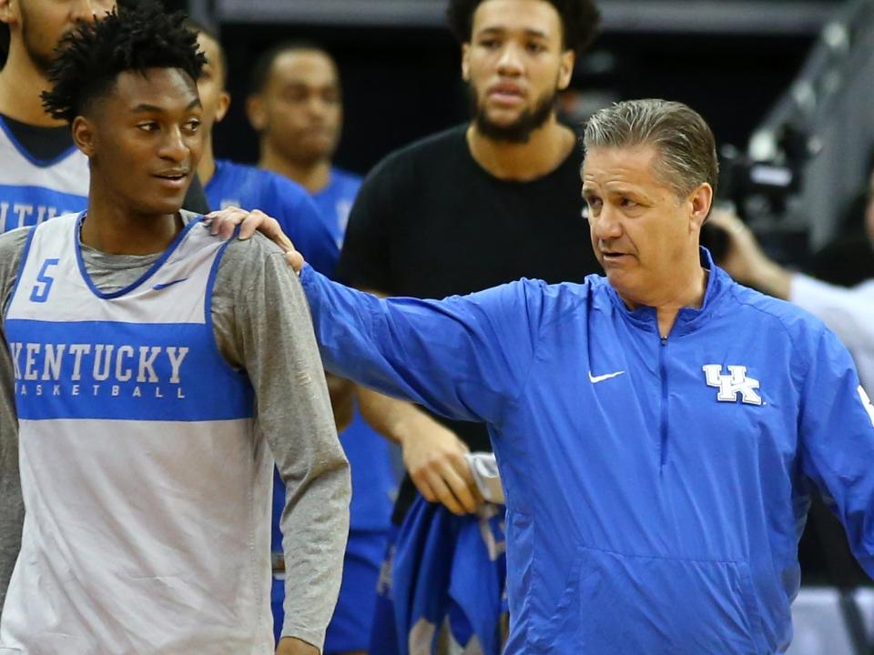 Uk Basketball Schedule 2020.Kentucky And Florida Look To Be The Front Runners In Andy Katz S March Madness Sec Preview Ahead Of The 2019 20 College Basketball Season