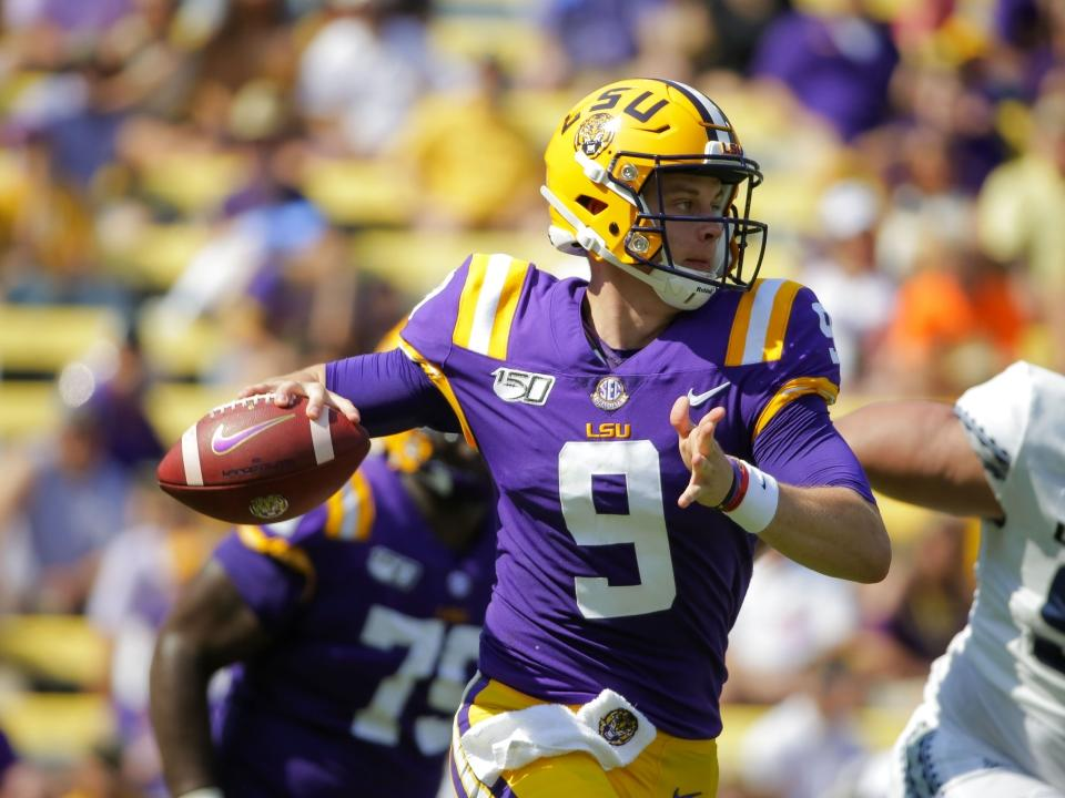 Florida At Lsu And Oklahoma Vs Texas Headline Our List Of 5 College Football Games To Watch In Week 7