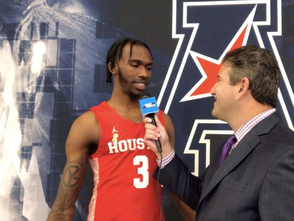 Houston's DeJon Jarreau talks leadership, Cougars' reputation | NCAA.com