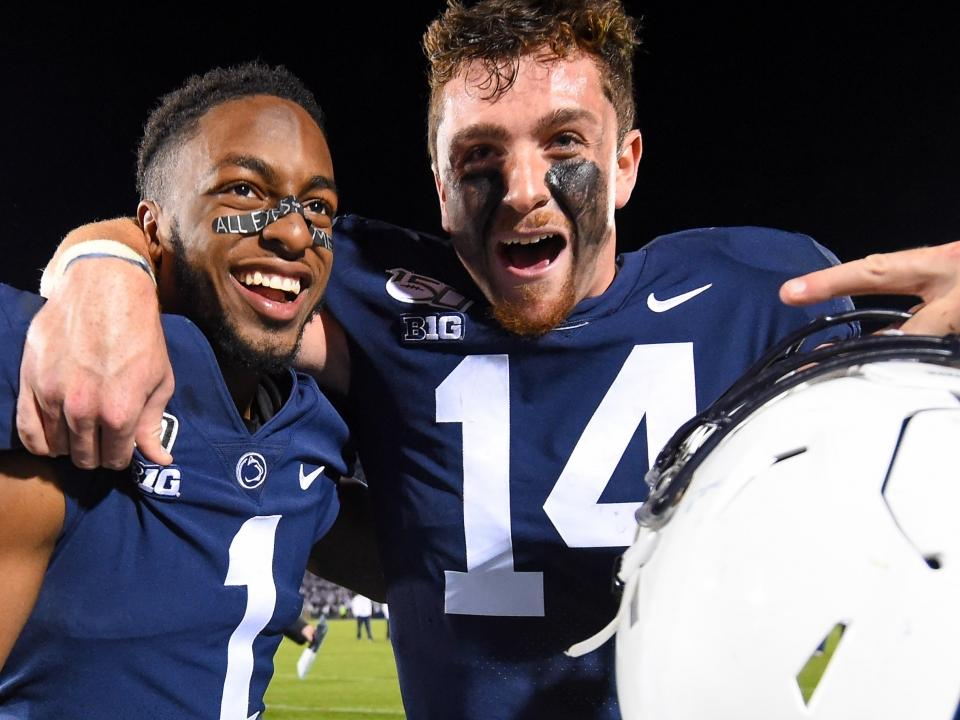 Illinois Penn State And Texas Were Week 8 Standouts In College Football
