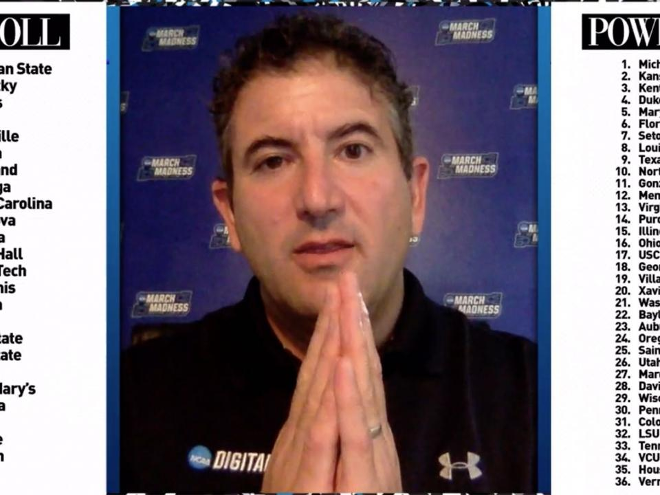 Andy Katz Breaks Down Ap Top 25 And Takes Questions From Fans