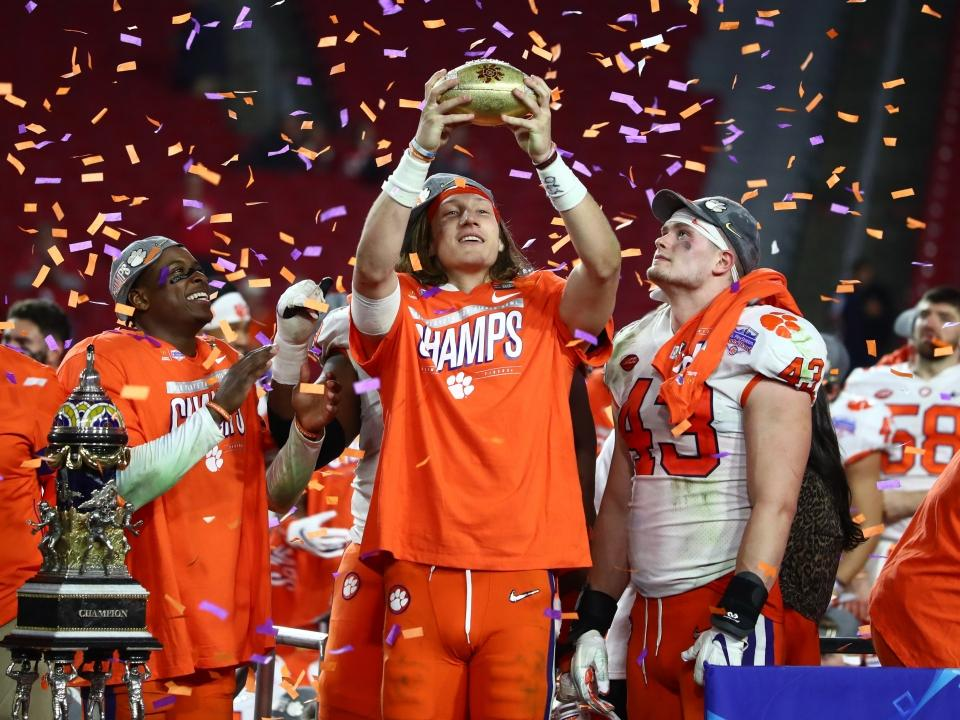 Trevor Lawrence, Clemson rally to beat Ohio State in ...