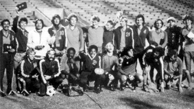 San Francisco won the national championship in 1980.