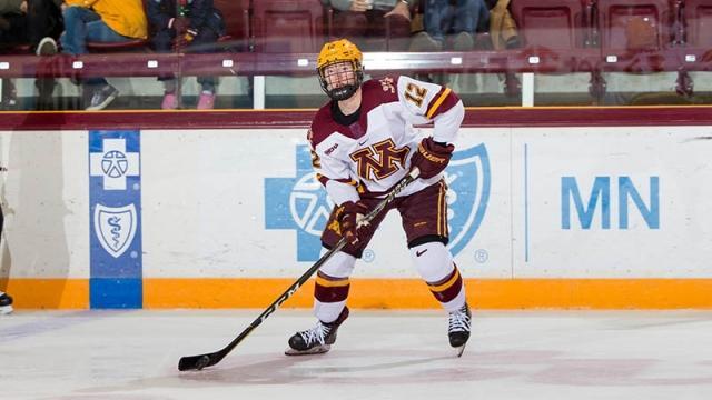 NC women's hockey top three stars of the week