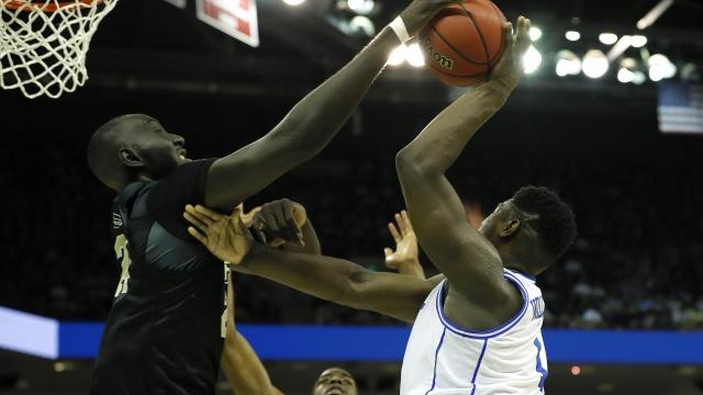 1 Moment To Celebrate From Every 2019 March Madness Game: UCF's Tacko Fall To Undergo Shoulder Surgery, Will Miss