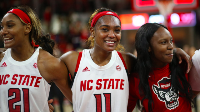NC State women's basketball is the last undefeated women's college basketball team