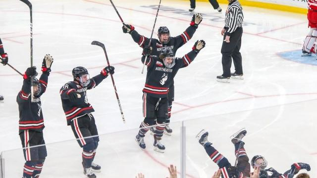 big ten hockey tournament 2020