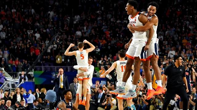 1 Moment To Celebrate From Every 2019 March Madness Game: Virginia Can Finally Move Past That Loss To UMBC