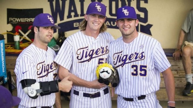 more photos e0251 dcb11 Who are the new-look LSU Tigers after its 2017 College World ...