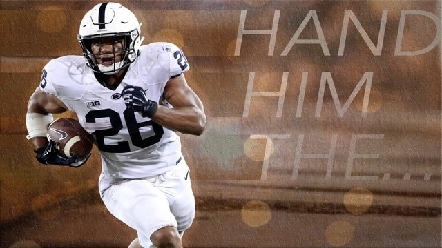 These Are The Top 10 Running Backs In Penn State Football History