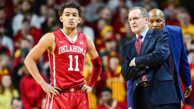 95ee65cf0f44 Oklahoma freshman Trae Young revels in role of hometown hero. Ad  0