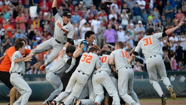 Oregon State wins 2018 College World Series championship