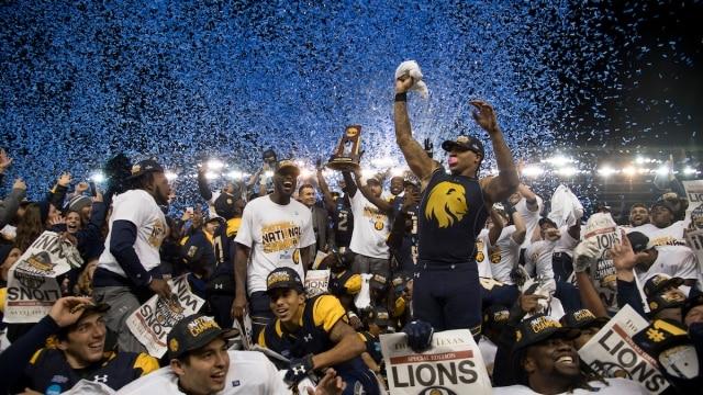 DII Football Championship  Texas A M Commerce defeats West Florida b79303074