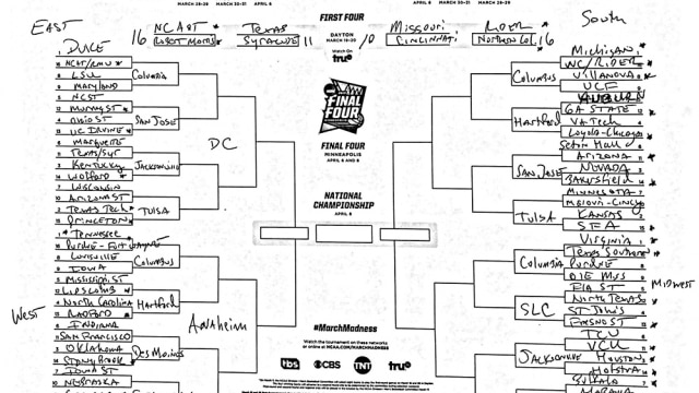 When Did NCAA Tournament Brackets Become Popular?