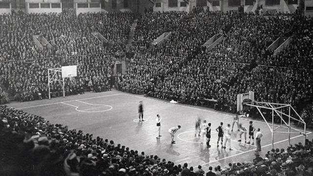 The 11 oldest active college basketball arenas in Division 1