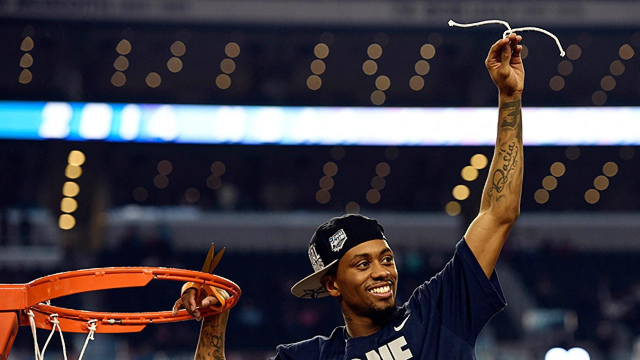 Ryan Boatright scored 14 points in the championship game.