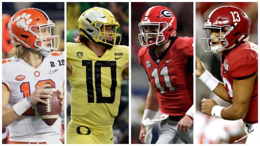College football rankings: Clemson, Alabama lead our preseason Top 25 for 2019