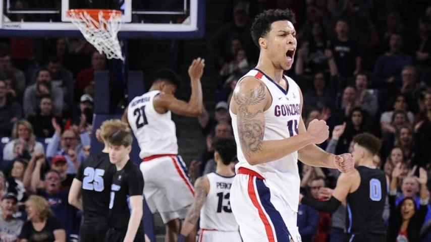 Gonzaga just might have the best shot at the West Coast's ...Gonzaga Basketball