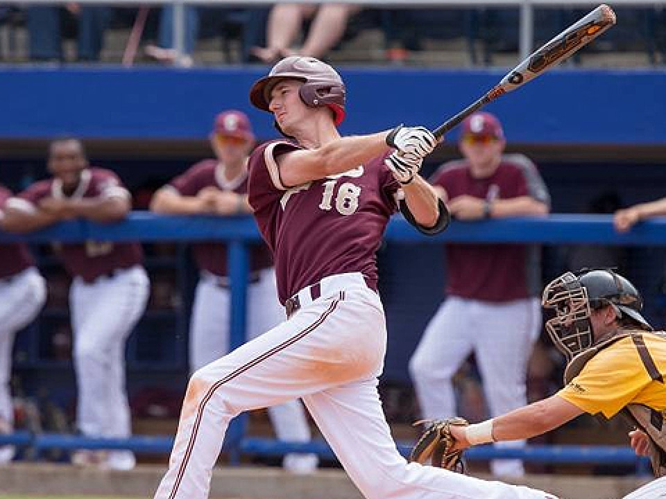 College of Charleston trailed for just two innings in its three regional games.