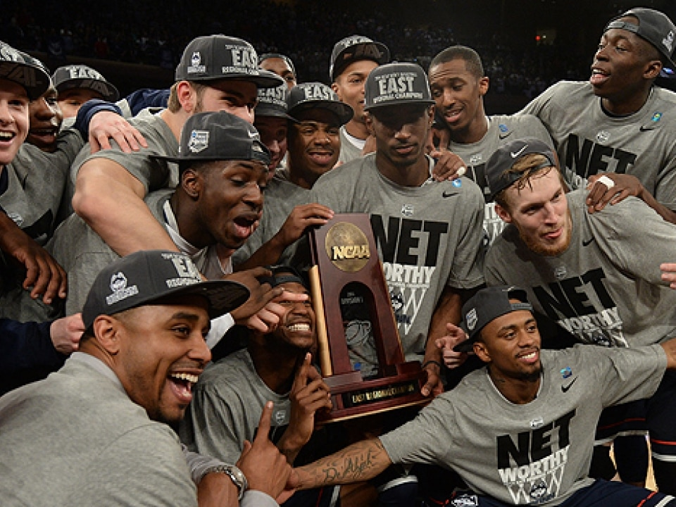 Connecticut is back in the Final Four after winning the championship in 2011.