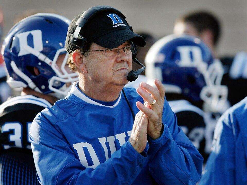 Duke's David Cutcliffe