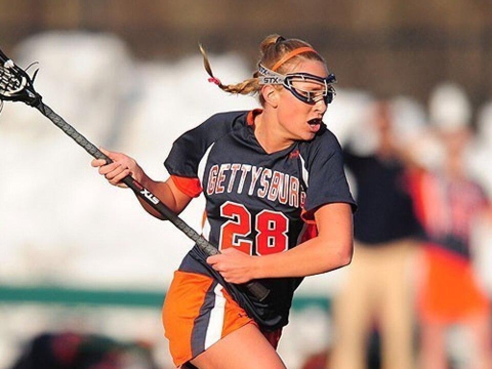 Gettysburg's Maggie Connolly
