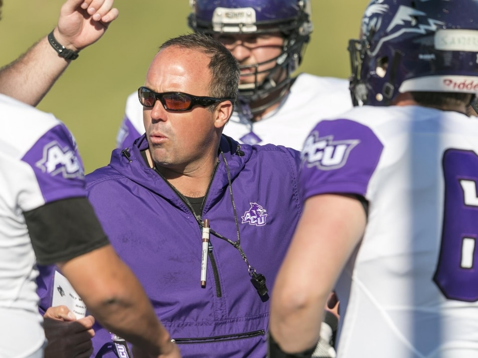 Legendary Dii Coach Adam Dorrel Ready For Challenges Of Fcs At