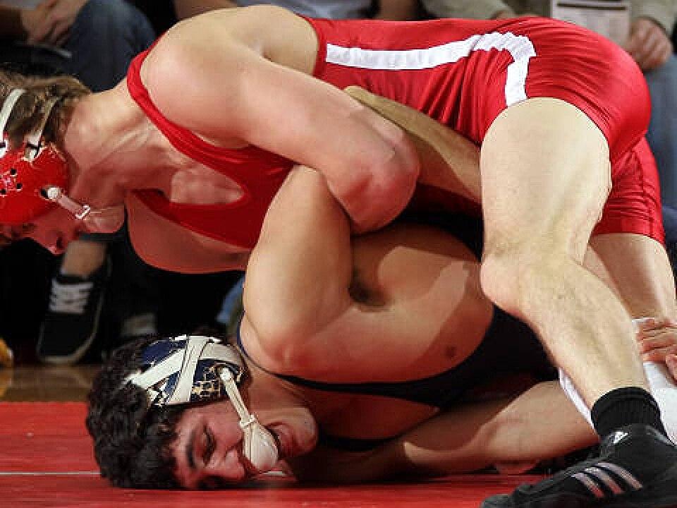 Nebraska wrestling