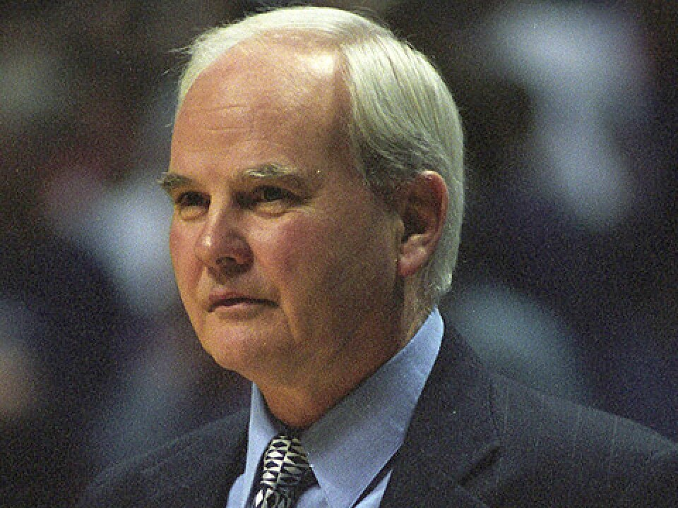 While at Indiana State, Royce Waltman won the 2000 Missouri Valley Conference coach of the year award.
