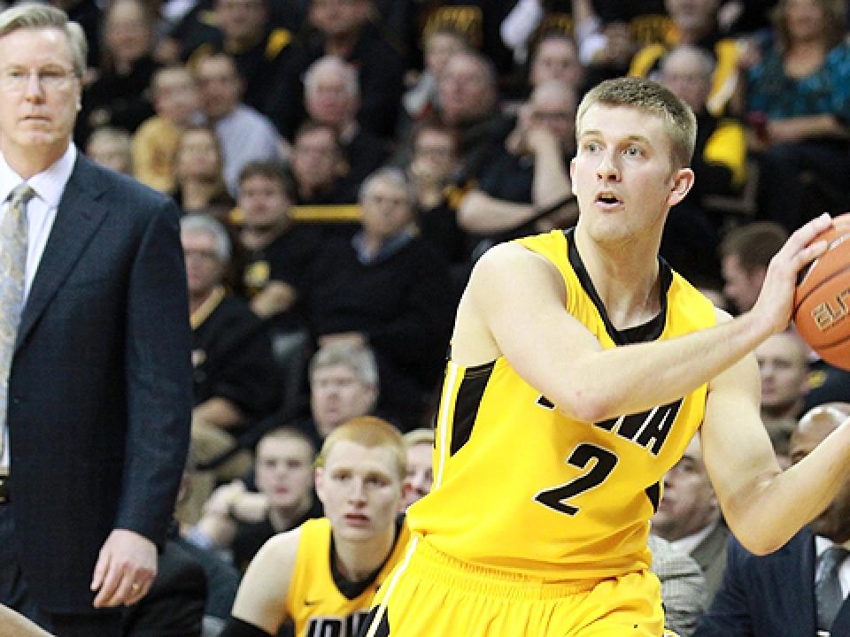 Iowa's Josh Oglesby