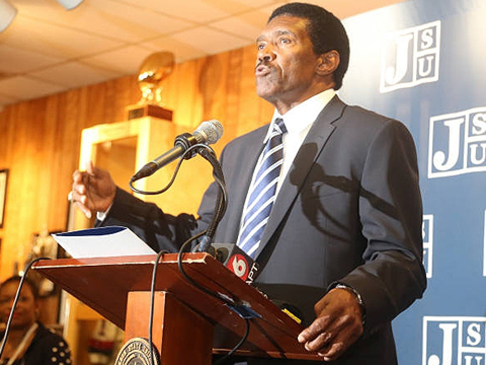 Jackson State's Harold Jackson