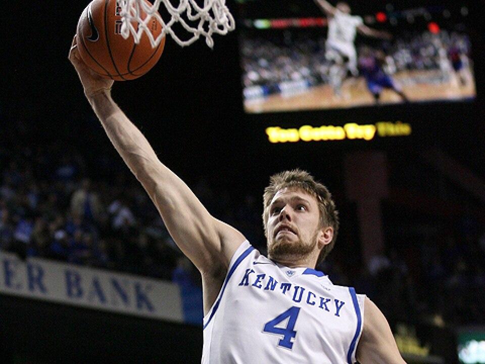 Kentucky's Jon Hood