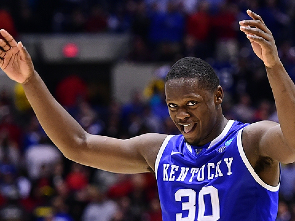 Julius Randle has a national-best 24 double-doubles this season.