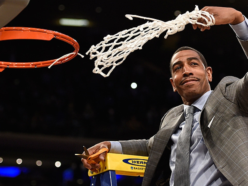 Kevin Ollie has Connecticut in the Final Four in just his second season.
