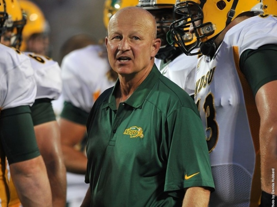 North Dakota State's Craig Bohl